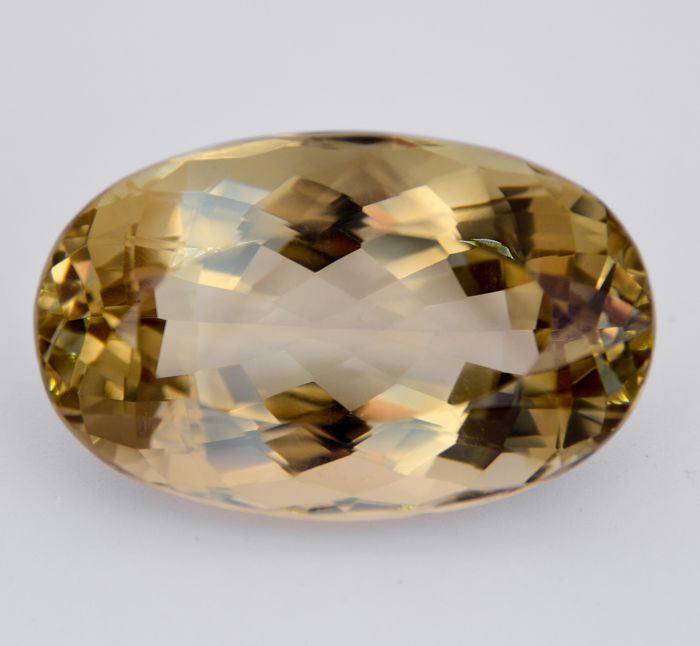 Smoky quartz / citrine - Light brown - 272.70 ct
