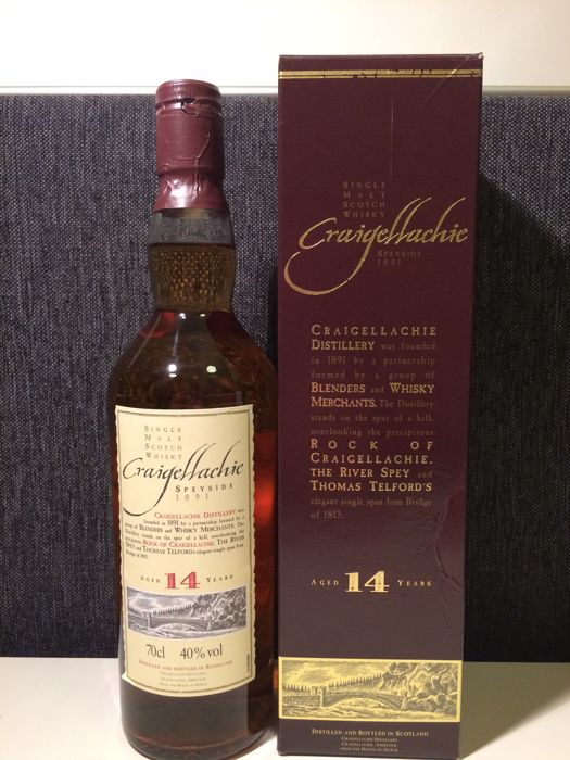 Craigellachie 14 years old