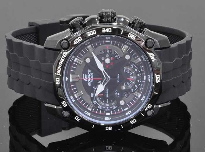6fed27be9ab6 CASIO Edifice - EF-550-PB - Hombre - 2011 - actualidad - Catawiki