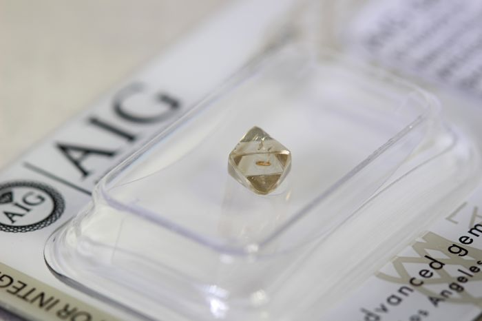 Rough Diamond - 0.79 ct - N/O, SI/I1 for sale