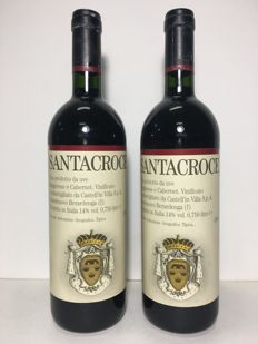 1995 Castell'in Villa Santacroce Toscana IGT, Tuscany, Italy - 2 bottles (75cl)