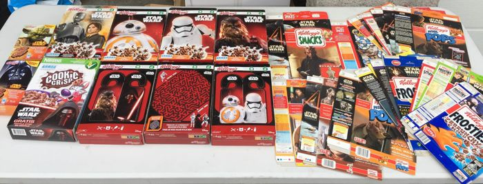 Star Wars - Cornflakes & Cookies