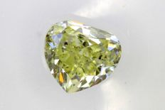 AIG Diamond - 0.43 ct - N, SI2 - * No Reserve Price *