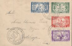 World 1920/1960 - Batch of postal items, letters, postcards between
