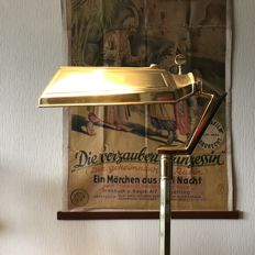 Lamp Art Italy – Art-Deco style table lamp from 5*-Hotel