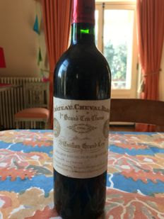 1996 Chateau Cheval Blanc, St Emilion Grand Cru - 1 bottle (75cl)
