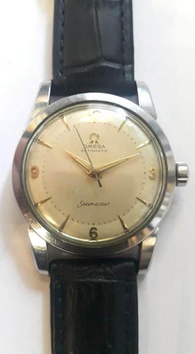 Omega - Seamaster Automatic - Men - 1962s