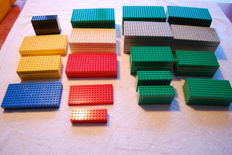 Assorted - base plates