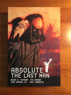 ABSOLUTE Y: THE LAST MAN Vol. 1 Hardcover