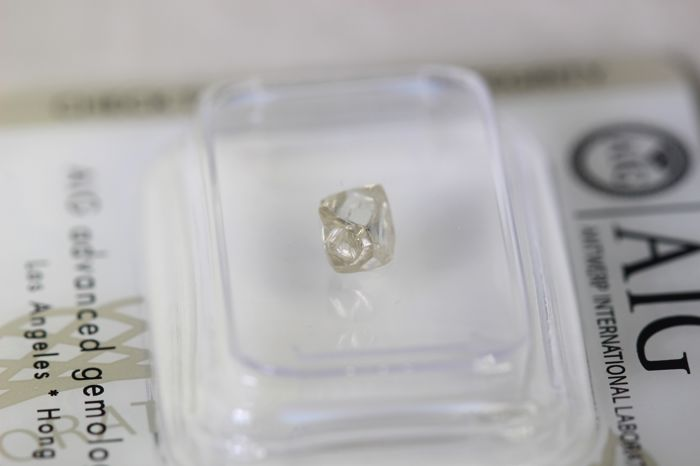 Ruwe Diamant - 0.64 ct -  F/G  , VS/SI