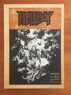 Mike Mignola's Hellboy in Hell and Other Stories: Artists Edition HC (2014)