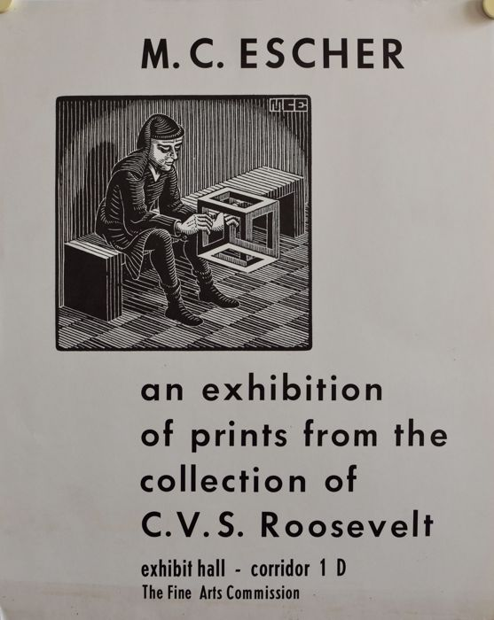 Maurits Cornelis Escher (1898-1972)  - An exhibition of prints from the collection of C.V.S. Roosevelt