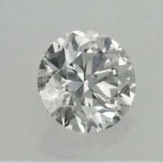 1.20 carat - SI1 clarity - F color - 3 x EX - Round Brilliant Cut - UNTREATED - AIG certificate -Cert # Engraved On Girdle.