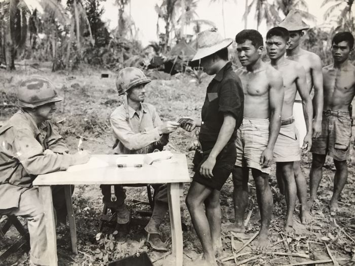 Stanley Troutman/ACME/Unknown/Associated Press - US Soldiers, Phillipines & France, WW II, 1944/1945