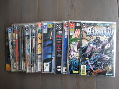 Collection of Batman: Detective Comics -29 x SC