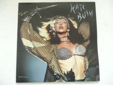 A lot of 7 great records of Kate Bush