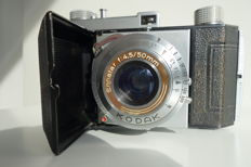 Kodak Retinette 35 mm camera 1949-1950 no. 365753