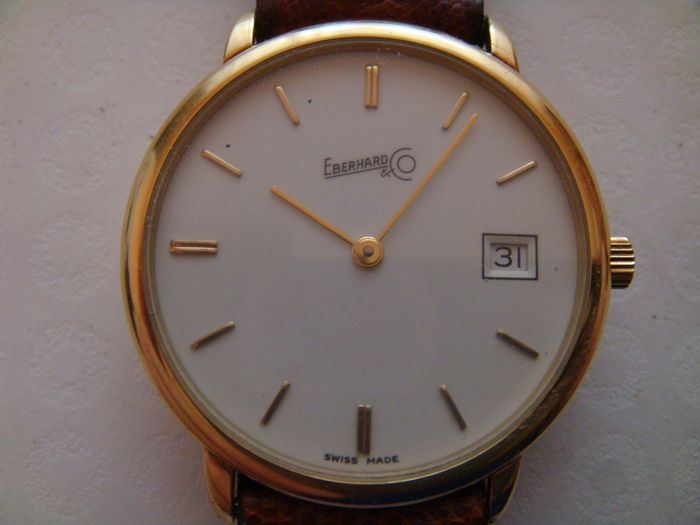 Eberhard & Co. - 70015 - Unisex - 1990-1999