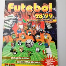 Panini - Football 98/99 - Portuguese Championship - Full album