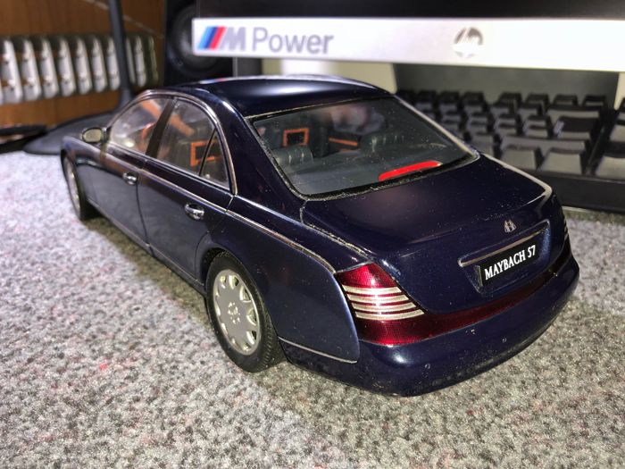 autoart - scale 1/18 - maybach 57 s - catawiki