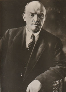 Unknown/Keystone Agency - Lenin, 1917-1920