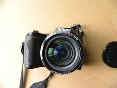 Nikon Coolpix L110 lens 15x Optical Zoom