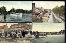 Netherlands - 171 x - old and very old views of villages and towns