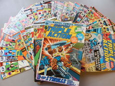 Marvel Comics - Marvel Triple Action #1 + 2 + 4 + 7 + 9 to 40 + 42 to 47 - 43x sc - (1972-1979)