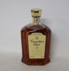Canadian Club Premium whisky aged 15 years
