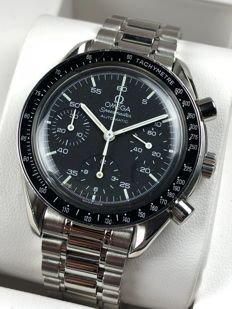 Omega - Speedmaster Reduced Chronograph automatic - 3510.50 - Heren - 1990-1999