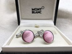 Montblanc - Cufflinks Mother of Pearl