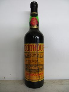 1836 Solera Marsala Superiore Riserva - Woodhouse - 1 bottle (68cl)
