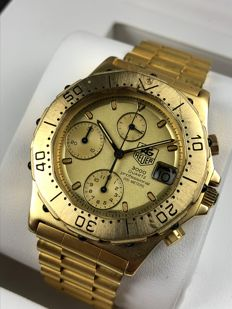 TAG Heuer - Professional 3000 chronograph - 237.406 - Heren - 1990-1999