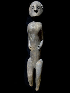 early 20 th Century Grave `Protection Figure -  SUMBA ISLAND -  Indonesia