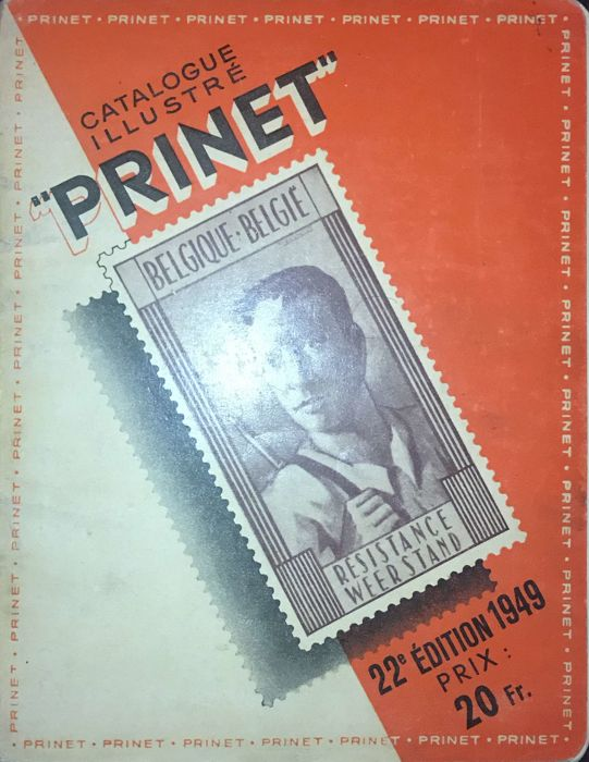 1949 Catalogue Illustre Prinet 22iem edition