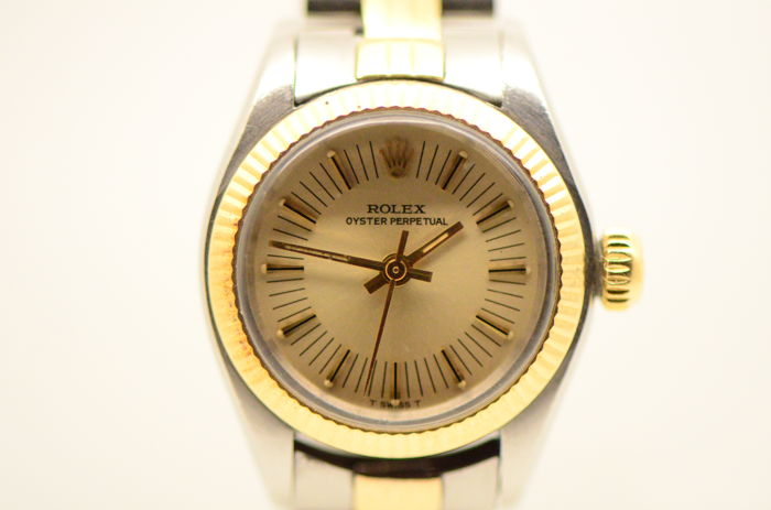 Rolex - Oyster Perpetual  - 6719 - Mujer - 1970 - 1979