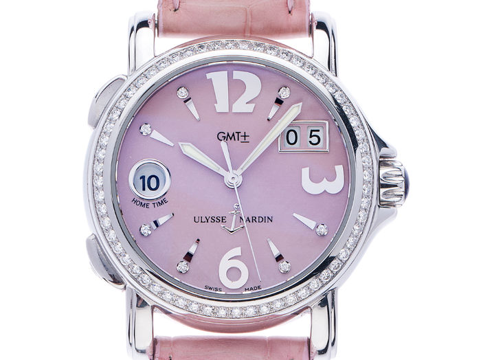 Ulysse Nardin - San Marco GMT Big Date Lady - Ref. 223-22 - Women - 2000-2010