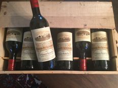 1985 Chateau Grand-Pey-Lescours Saint-Emilion Grand Cru x 12 Bottles in OWC
