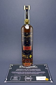 18 years old - Donatella Blended Scotch Whisky - Cask 18 Edition - Serial No: 1