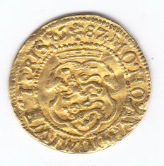West Friesland - Ducat 1587 'Hungarian type' - gold