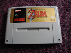 Zelda a link to the past.