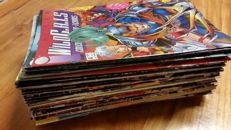 Lot of 51 US comics from the 80's/90's