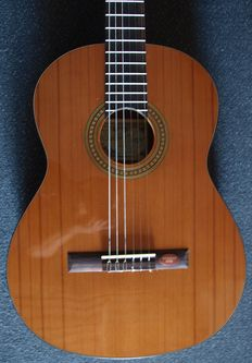New Salvador Cortez CC-21 classic with tuner and bag