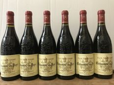 2011 Clos Saint-André Chateauneuf-du-Pape / Total of 6 bottles