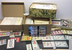 The Netherlands and Overseas - Batch of 1500 FDCs/covers, 40 year packs, 200 stamp booklets and loose miscellaneous items