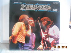 Bee Gees  ''lot of 14 albums  incl 2 double albums ''