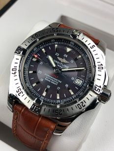 Breitling - Colt II Chronometer Automatic 500M - A17380 - Homme - 2000-2010