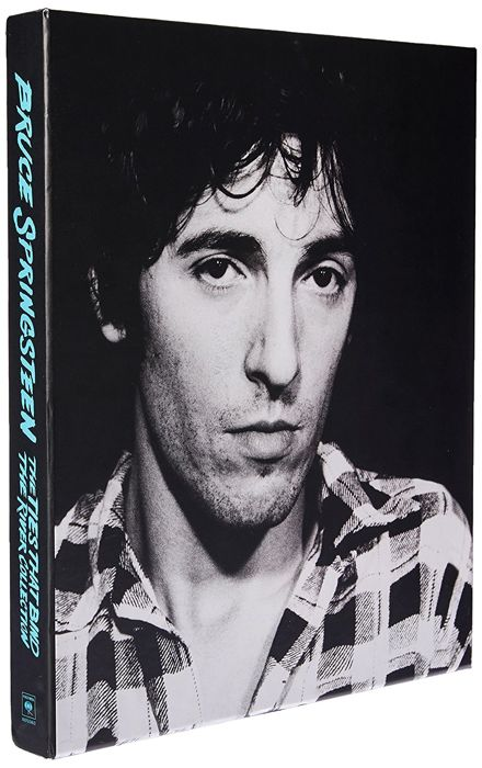 """Bruce Springsteen - """"The Ties That Bind: The River Collection"""" 4xCD + 3xDVD Box Set / US Import/ Sealed"""