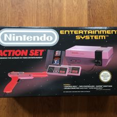 Nintendo NES Action Set