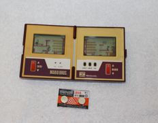 Nintendo Game Watch Mario Bros. Multi Screen